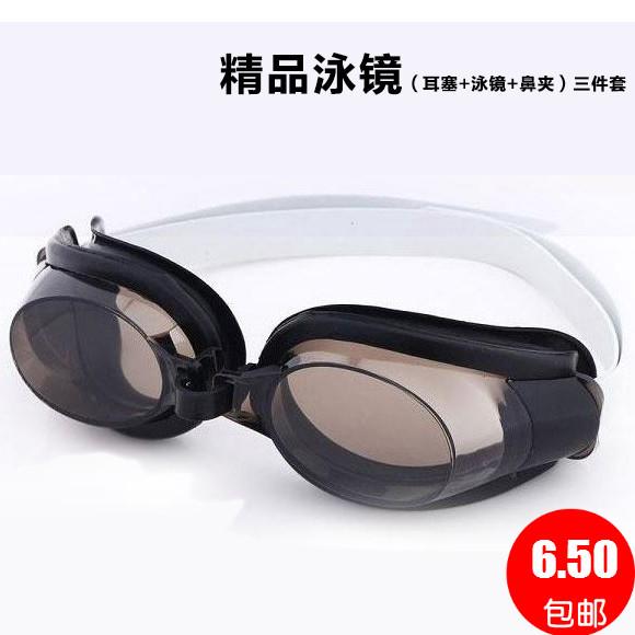 Детские очки для плавания / Зажимы для носа / Наушники-вкладыши Артикул 520068906521