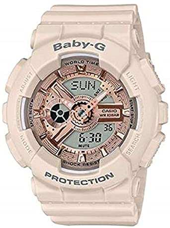 BA110CP-4A Baby-G Special Color Models Casio Ladies Watches