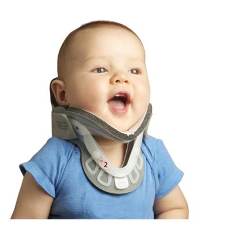 美国进口儿童颈托斜颈矫正器手术后支撑护颈宝宝偏头婴幼儿歪脖子