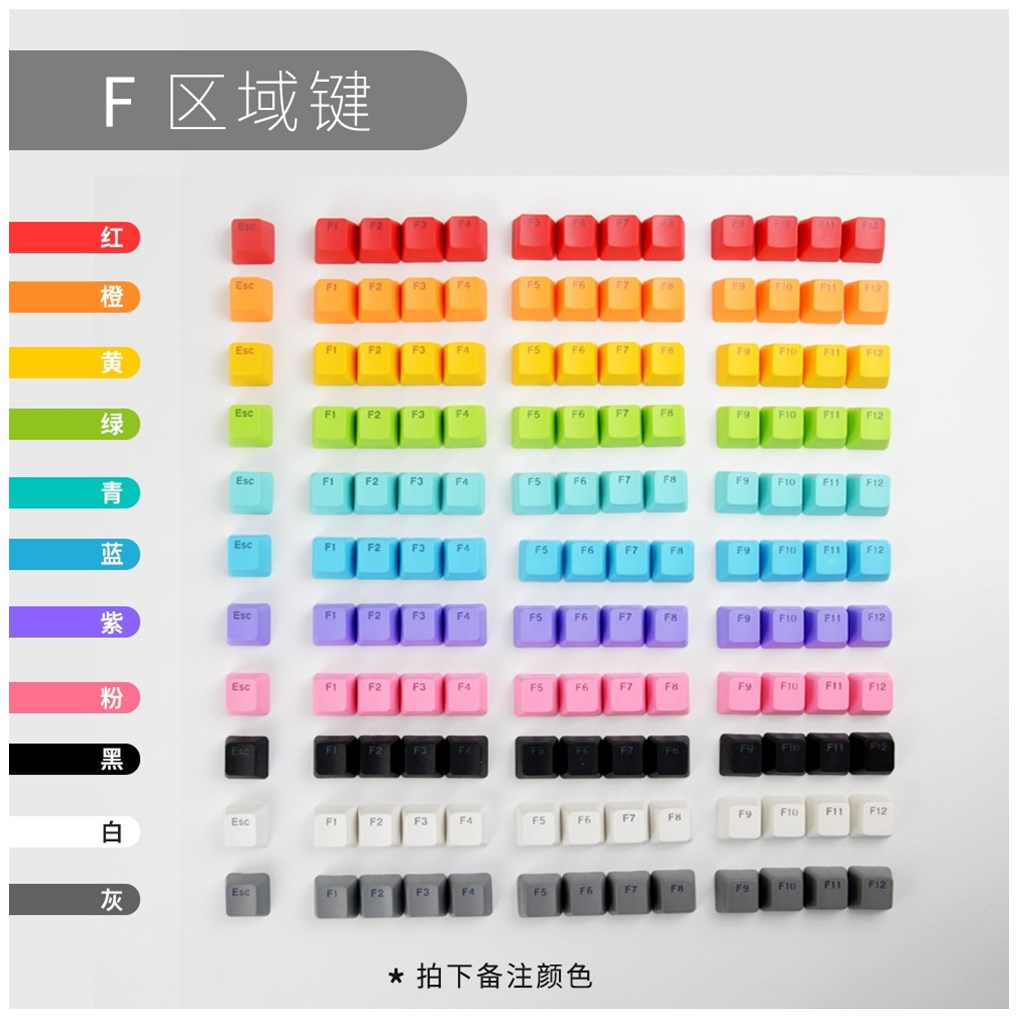 Personalized keyboard cap chat accessories replacement fast space bar parts shell keyboard cap multi color key keyboard key 37 personality
