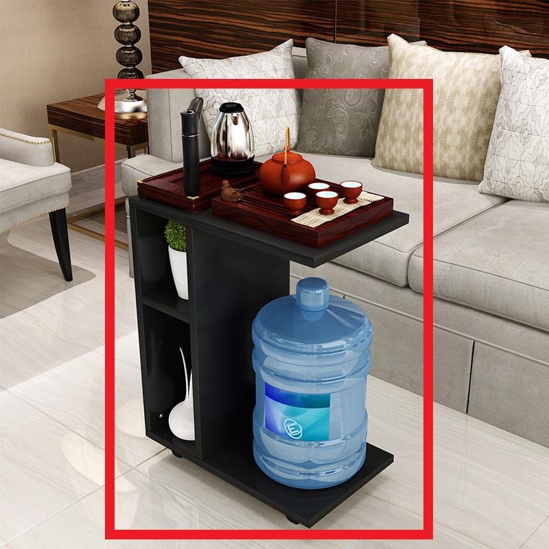 Творческий простой небольшой квартира съемный исправлена кофейный столик гостиная сторона диван край стол многофункциональный усилие чайный стол шкив