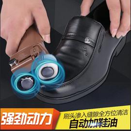 家用自動擦鞋機電動擦鞋機 手持擦皮鞋器洗鞋機刷鞋器擦皮鞋神器圖片