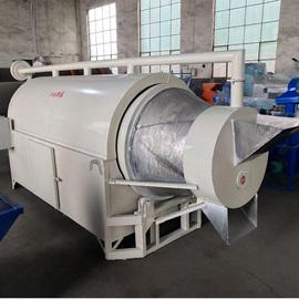 粮食烘干机滚筒水稻小麦环保干燥设备木薯渣玉米芯家用小型烘干机图片