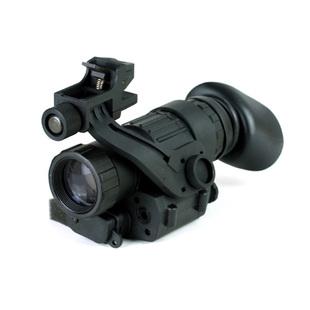 PVS-14頭戴式數碼夜視儀紅外線單兵頭盔夜視望遠鏡高清户外CS升級