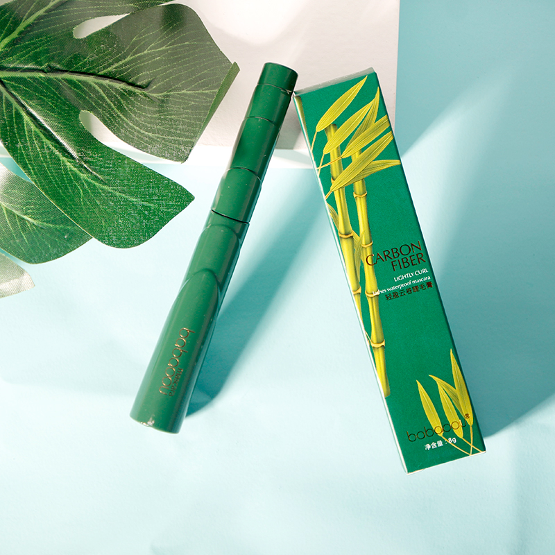 Li Jiaqi recommended the vibrant mascara brush, tiktok, red, waterproof, and sweat resistant.