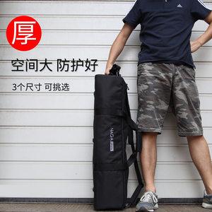 纳伽三脚架包曼富图捷信沙雀加厚单肩三角架包摄像脚架袋8-90cm长