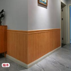 自粘墙纸3d立体墙贴卧室墙围子墙裙护墙板装饰防水防潮防霉贴纸