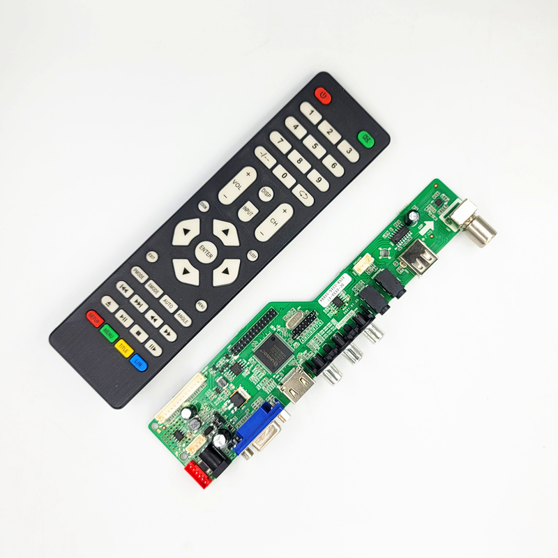 LCD TV motherboard T.HD8503.03C can replace HDVX9-AS