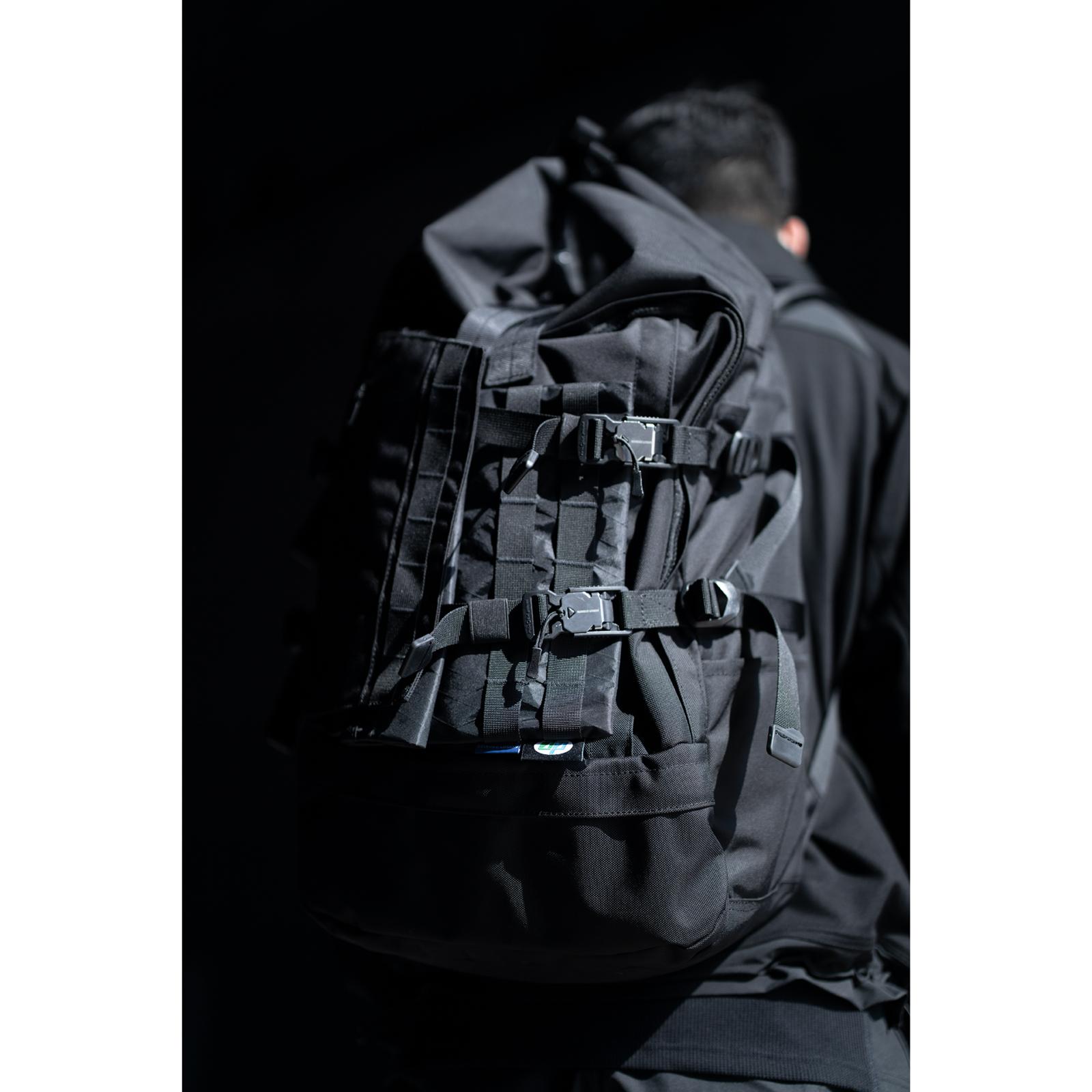 RL | REINDEE LUSION 机能小挂包组合式FIDLOCK磁扣户外双肩背包