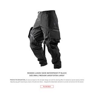 LUSION 轻机能城市功能配置袋防水束脚长裤 REINDEE多少钱  便宜价格_阿牛购物网