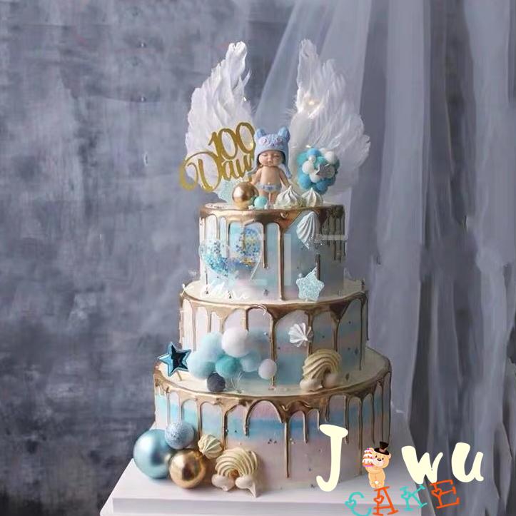 包邮ins风网红生日上海同城巧克力蛋糕