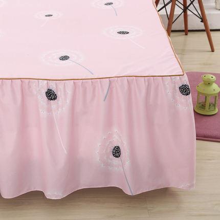 席梦思韩式床套单件1.2米床裙