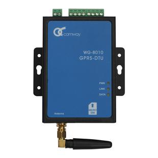 8010 4路开关量触发短信报警 485 4DI dtu modbus协议 gprs