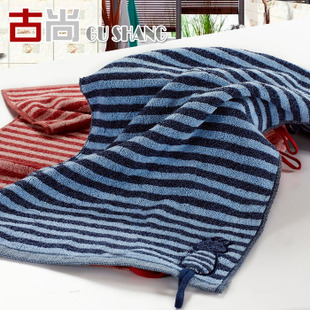 Ancient still striped cotton pillow cotton pillow towel long tail rabbit pillow 50X70cm 154 SMJ08