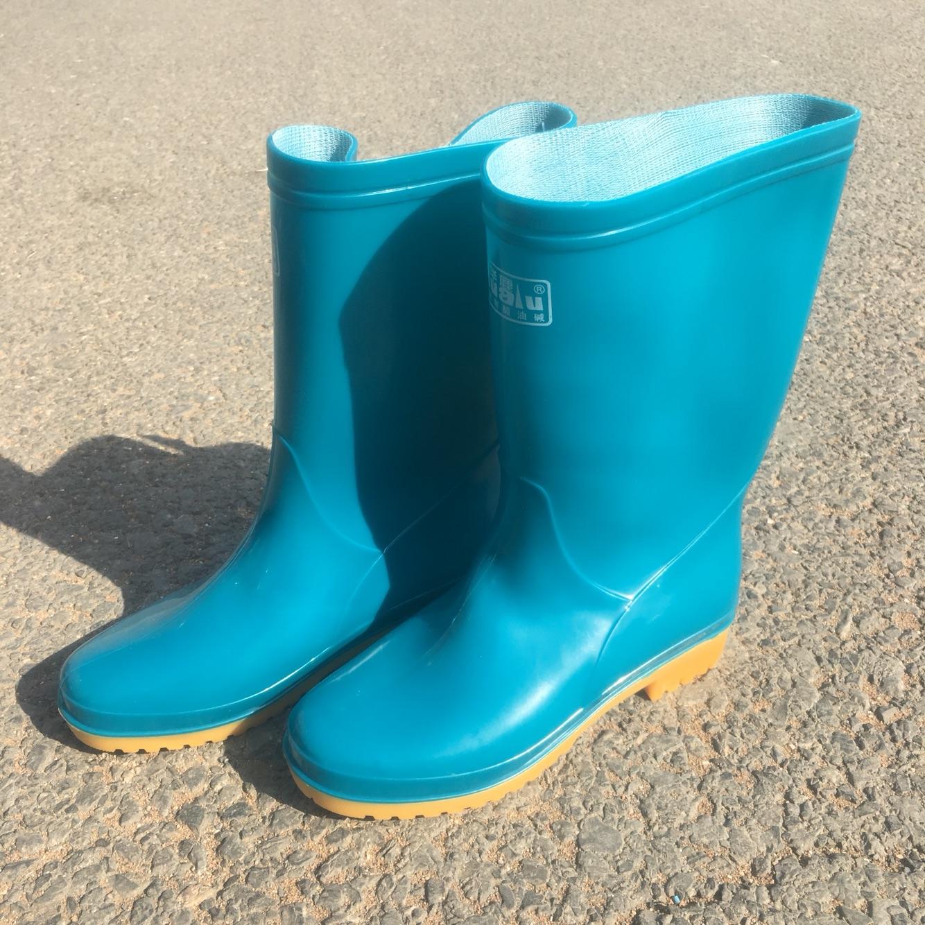 Летние креветки, ботинки для воды, сапоги для дождя, ловить море мужской Обувь женская одежда нескользящие