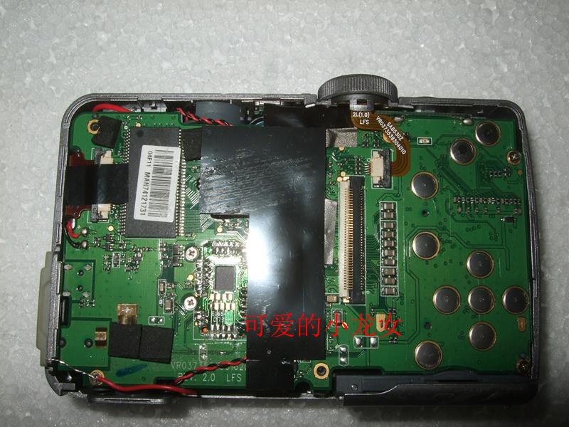 三星数码相机S85 D85 主板 CCD 闪光板 开机板