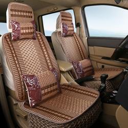 新老五菱之光6376面包车前排全包正副驾驶四季汽车坐垫夏天座套