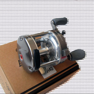 50 drum reels iron steamship round Leiqiang round fishing line left and right wheel road sub round color random message
