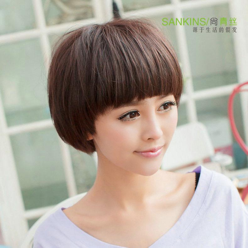 Perruque SANKINS    cheveux courts - Ref 2613192 Image 36