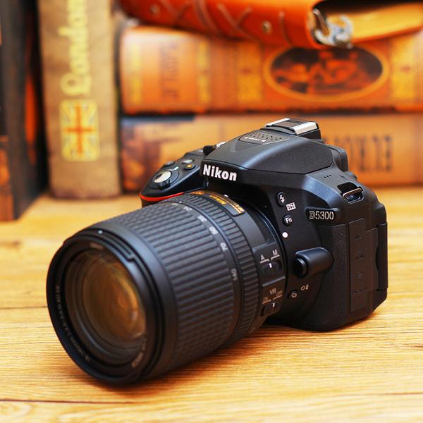 【实在山东人】国行联保 尼康 D5300 单反相机18-55VR 18-140套机