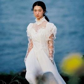 森小艺写真摄影 重工复古经典古董婚纱