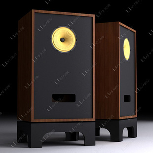 L Cao Audio FE8 eight inch full range speaker HIFI exciting full range speaker