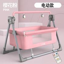 米簡約1.8壓智能床多功能電動皮床雙人床可升降現代0夢百合Mlily