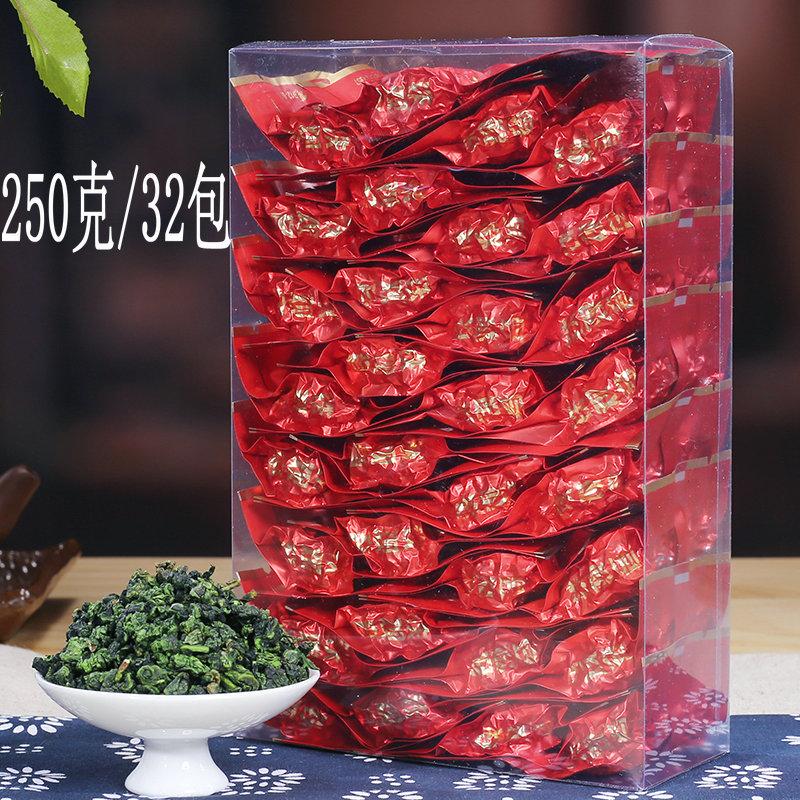 Новый чай подлинный железо гуань-инь чай аромат тип подарок весна чай железо гуань-инь 250 грамм черный дракон чай чай