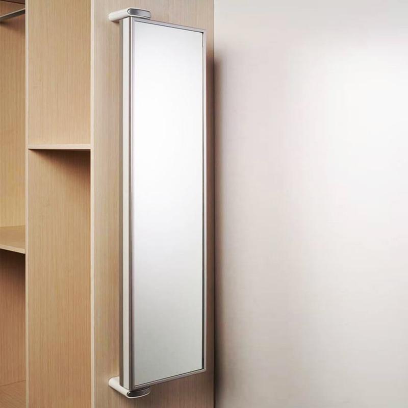 衣柜隐藏旋转全身壁挂带内置试衣镜(用399元券)