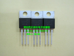 插件三极管 SBR10U150CT TO-220 TO-220AB-3P 可直拍 批量价优