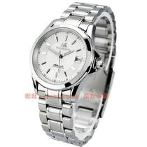 实心钢皮带个姓商务腕表8120国产手表全自动机械表时尚日历男士