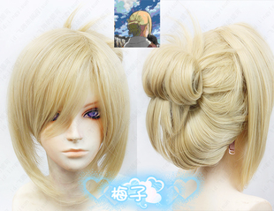 Spot Attack on Titan Ani middot Leone Nader golden gray wig cosplay wig cos