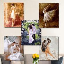 Декоративная живопись > Наборы: холст и акриловые краски.