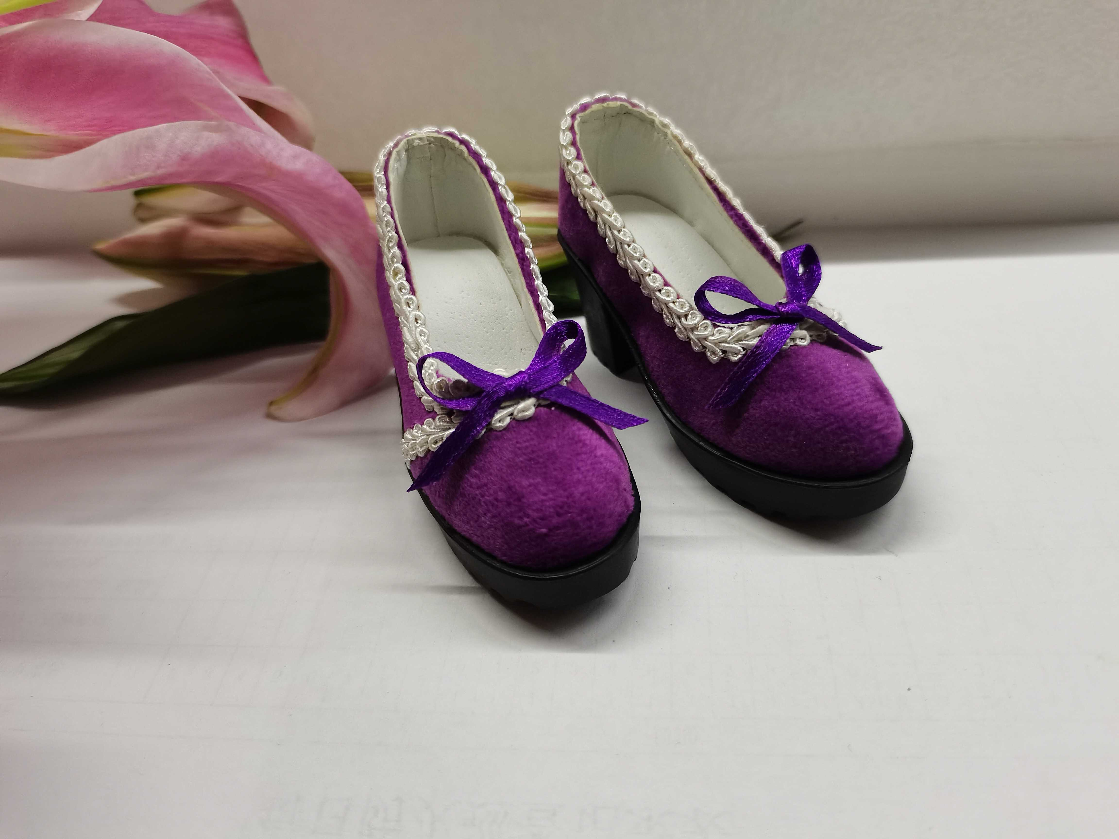 BJD 3 points, womens lace shoes have 3 points and 4 points