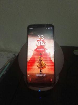 Samsung/三星_Galaxy_S8_SM-G9500曲面手�C�u�y好不好使用感受