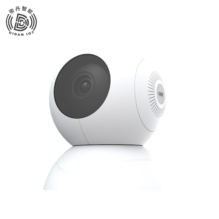 Uiot smart home camera 1080p supports wired and wireless access supports memory card family safety