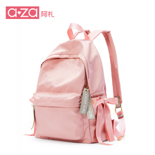 Backpack Trendy Girl Ins Baitao 2019 New Kind of Junior High School Girl Student Backpack Fashion Korean Backpack