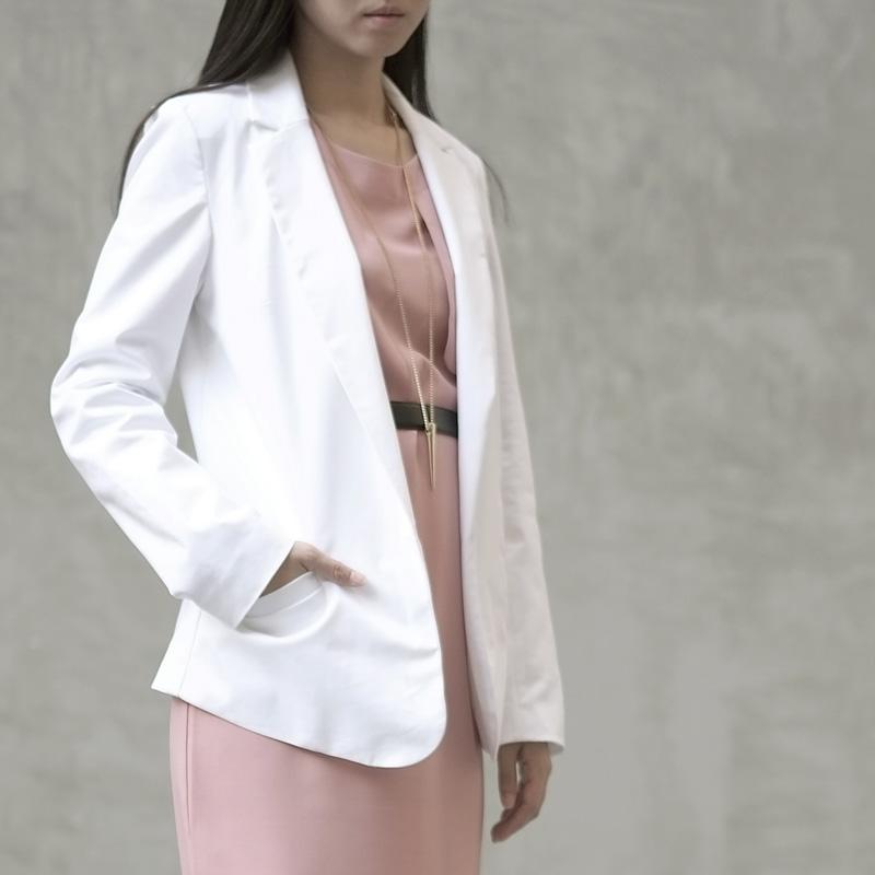 Clearance sale new womens wear versatile high end leisure autumn wear Blazer coat