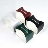 手提慕斯切块蛋糕包装盒透明三角形切件西点盒千层盒子小四寸外带