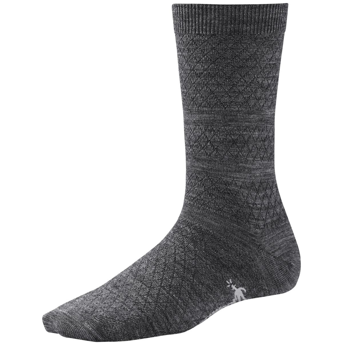 Smartwool Texture Light羊毛袜Crew Sock美国产正品现货
