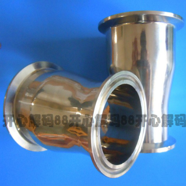 304 нержавеющая сталь санитарно TOU трубки быстрый разъем диаметр голова Φ 19 мм - Φ 76 мм