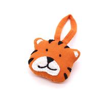 Нигерия причал ваш дети Children Nepal малый хлопок тигр шить закладки кулон брелок