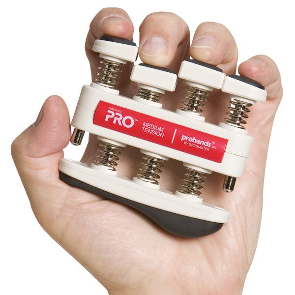 美国ProHands专业版Pro钢琴手指训练器吉他指力器练习握力器7磅等
