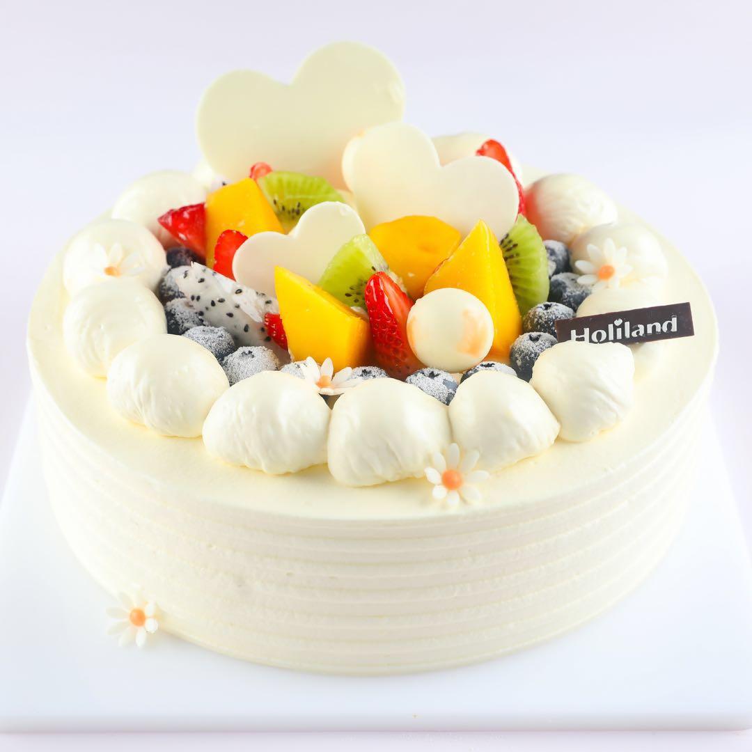 简爱新款沈阳好利来生日蛋糕新品水果生日蛋糕官方制作加配送上门