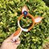 Free shipping export original invoice children's magnifying glass deer cartoon exploring nature baby outdoor outing toy