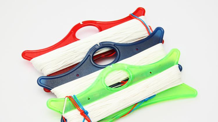 潍坊风筝线具专卖各种磅数丝百克大力马线大全特技风筝放飞线包邮