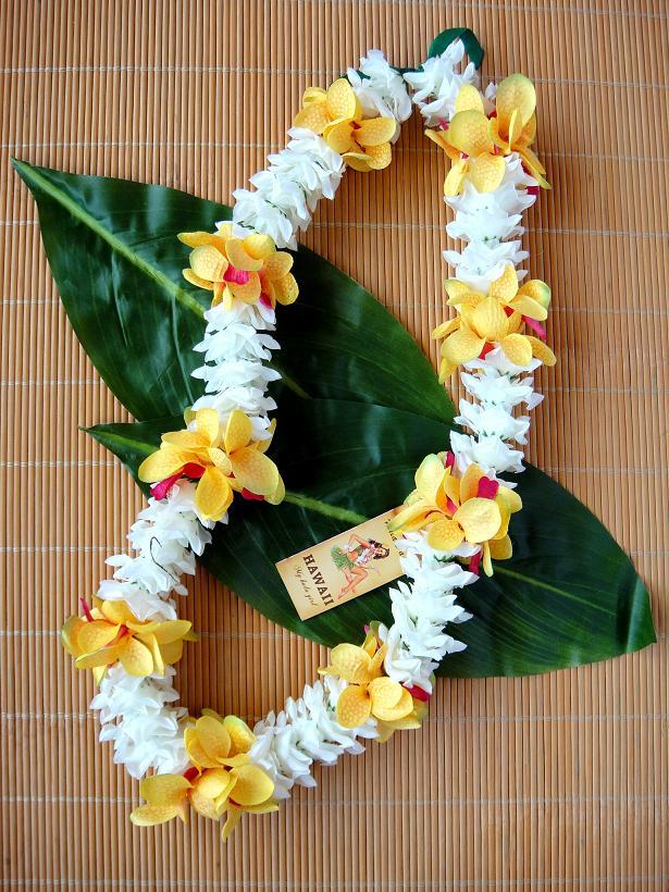 夏威夷草裙舞花环舞蹈道具颈环表演道具配饰沙滩海边配饰花环