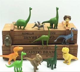 蛋糕上的装饰小玩具装饰恐龙当家摆件 12款恐龙烘焙摆件玩偶玩具图片