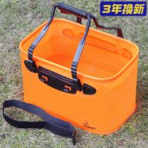 汽车用洗车桶折叠桶便携式旅行车载水桶伸缩桶可折叠水桶刷车桶