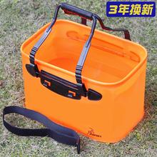 汽车用洗车桶折叠桶便携式 旅行车载水桶伸缩桶可折叠水桶刷车桶